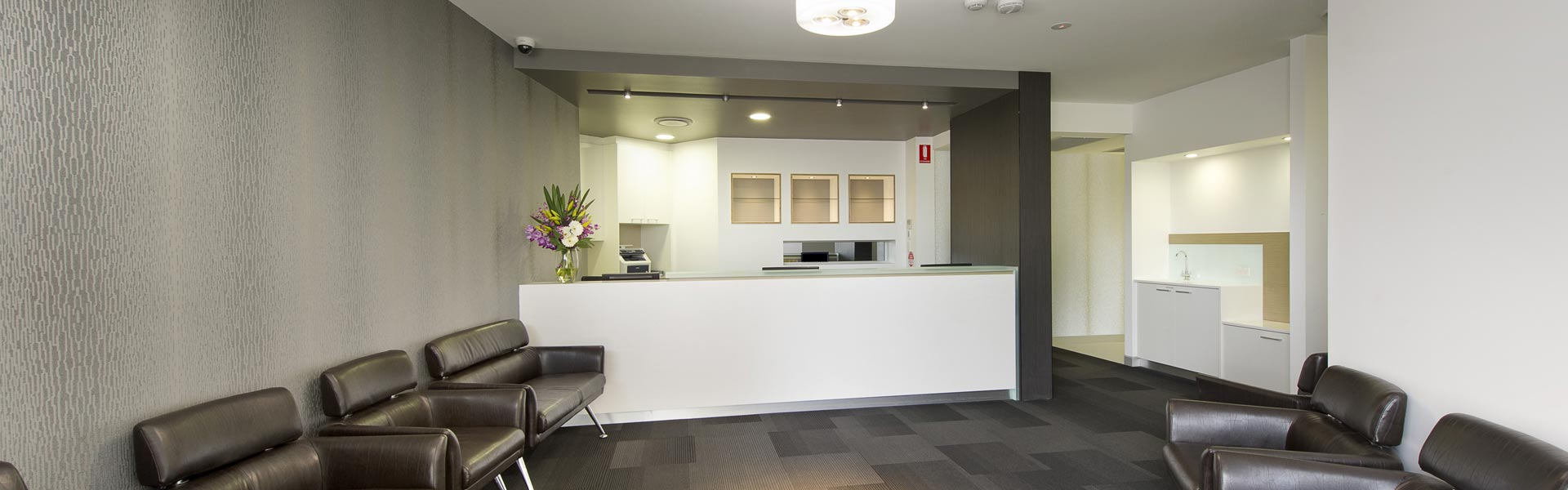Buderim Dental Reception