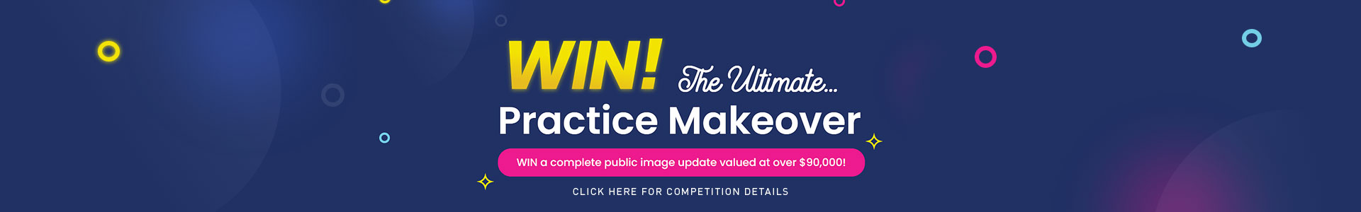 Win the Ultimate Practice Makeover